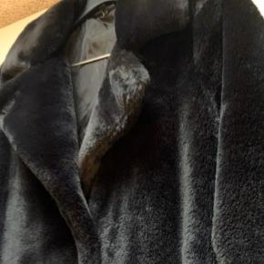 Lækker varm jakke str m