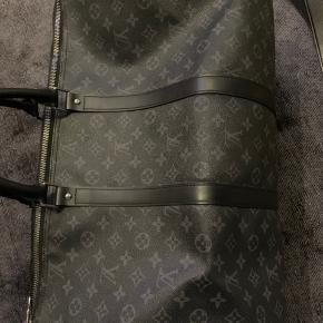Louis Vuitton Keepall Bandouliére 55  Intet cond. Cond 9