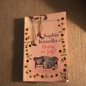 Hyggelig bog af Sophie Kinsella - fejler intet   Byd gerne
