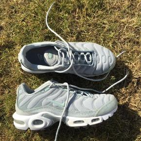 Nike air tn sneakers, grå, str. 38,5