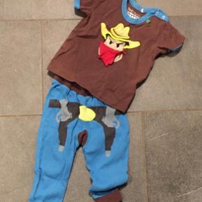 Fred's World tøjpakke