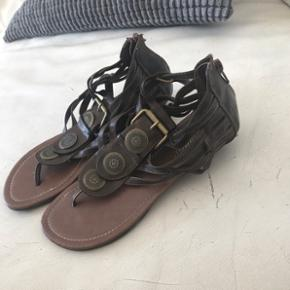 Sommer sandaler. Brugt 1 gang