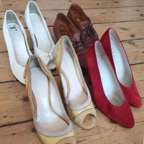 Vintage sko Alle str. 36