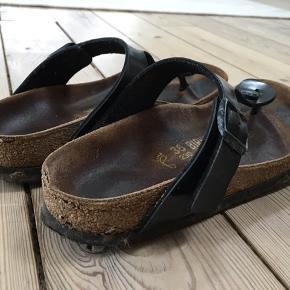 Birkenstock sandaler i str. 36🌻 De er slidte men der er stadig et par år tilbage i dem⭐️BYD