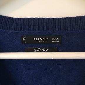 Mango wool blend cardigan. OBS sender kun