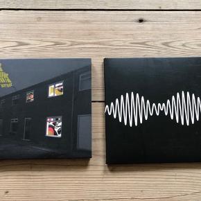Pris er pr stk Sælges samlet for 70kr  Arctic Monkeys   AM Favorite worst nightmare  I rigtig god stand, uden ridser. Kun afspillet få gange.   Sender gerne, køber betaler porto. Kan også afhentes på Frederiksberg.