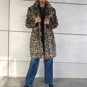 Super lækker leopard frakke ❤️♥️ go stand !