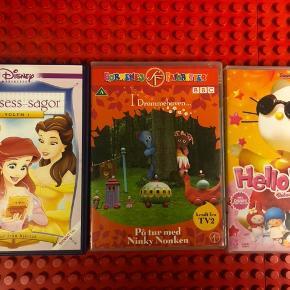 Både nye og brugte dvd'er  Kalendergave ide til julekalendergaver  Pr stk 10kr