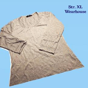 Wearhouse bluse