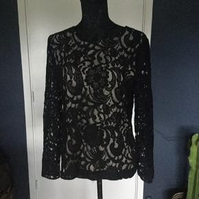 Never worn lace blouse