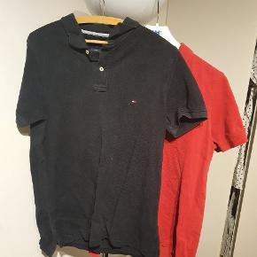 Den sorte er mest brugt. Derfor 125 for sort og 200 for rød. Sælges for 275 samlet dog