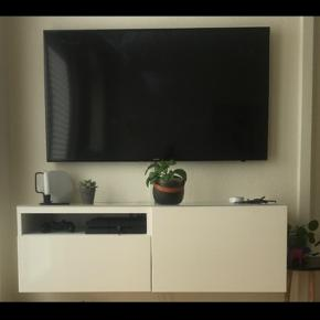 Tv-bord til ophæng. B=42 L=120 H=39. Sælges grundet flytning og kan afhentes i Aalborg. 1,5 år gammelt. BYD