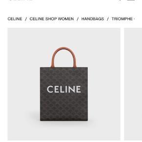 Céline crossbody-taske