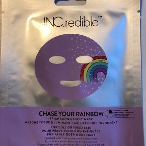 Ubrugt maske fra goodiebox.   33,- + fragt. Sender med Dao kr. 37,- eller PostNord på eget ansvar.  Bytter ikke.  MÆNGDERABAT 💛
