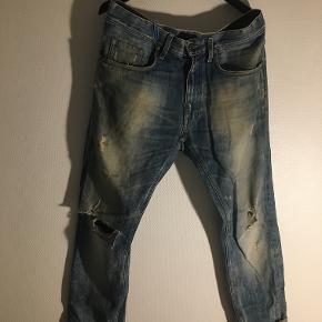 Tiger Of Sweden Jeans næsten ikke brugt. Waist 34 Length 32. Style Pistolero. 300kr eller byd