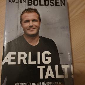 Joachim Boldsen bog med autograf indeni. Kom med bud!