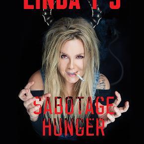 2 stk. 1.række's billetter til Linda P. Sabotagehunger 19. november 2020 i Teaterbygningen, Køge. Sælges samlet.