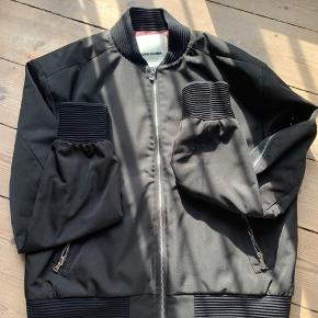 Choris Noima Custom Made Flight Jacket Str. S (fitter M) Brugt 2 gange Pris 450,-