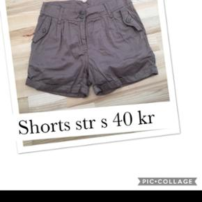 Shorts str sPris 40 kr