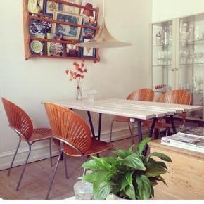 Plankebord  Behandlet og lakeret Kræver ingen vedligeholdelse Perfekt stand  150*80 cm