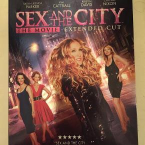 sex and the City filmen Den har kun været set 2 gange  Dvd Farve: -