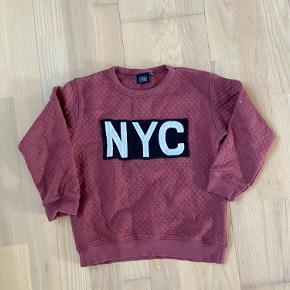 Lækker sweatshirt.