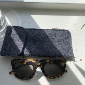 Solbriller fra Kaibosh. Kun brugt en gang. Ingen ridser eller slid 😊☀️