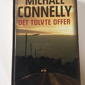 Michael connely  Det tolvte offer Krimi  Læst en enkelt gang