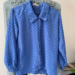 Fin vintage skjorte i str. 8
