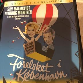Gammel dansk film - Forelsket i København
