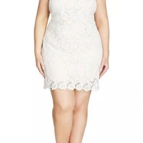 City chic kjole, uk size 18. Ny med mærke. Nypris 949kr
