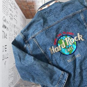 Hard Rock Cafe denimjakke