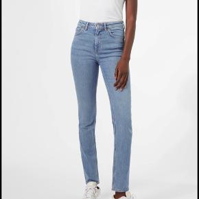 Weekday bukser i modellen Way swish blue Np er 400kr og er helt som nye nærmest kun prøvet på. W27 L30 Sælges da de er for store i livet. Bare byd😊              Søgeord: weekday, monki, levi's, Dr. Denim, han kjøbenhavn, kenzo, saks Potts, play, resumé, Valentino, ganni, nike, Tommy Hilfiger