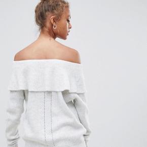 Envii sweater med bare skuldre  Helt ny!