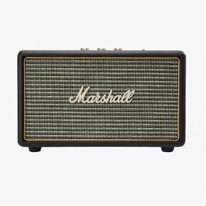 Marshall højtaler - så god som ny. AUX stikket er dog blevet væk, men man kan tilslutte via Bluetooth.