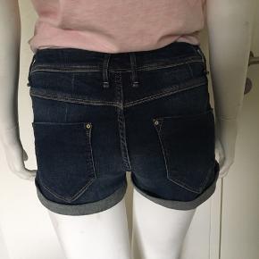 Super fede denim shorts str. 38  Mærke: ICHI