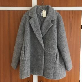 A-formet jakke