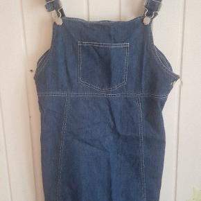 Denim spencer / overall kjole