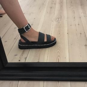 Vold fede sandaler kun brugt én gang! 🎱