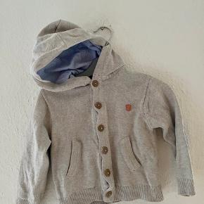 Jacadi hættetrøje bluse 80  - fast pris -køb 4 annoncer og den billigste er gratis - kan afhentes på Mimersgade 111 - sender gerne hvis du betaler Porto - mødes ikke andre steder - bytter ikke