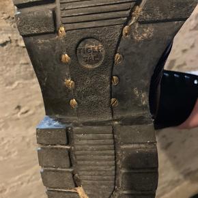 M58 militær støvler.  Næsten ikke brugte