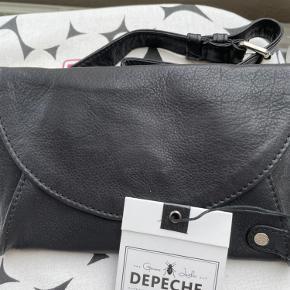 DEPECHE bæltetaske