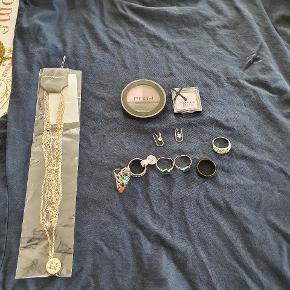 En masse smykker til KUN 10 kr pr stk