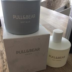 3 dufte sælges!🌸  Blå fra Pull&Bear - helt ny Hvid fra Pull&Bear - brugt 1 gang Sort fra Adam Levine (herre) - helt ny  Sælges samlet for 125kr🌸