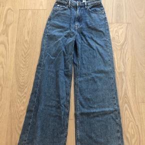 Bukser med vidde ben