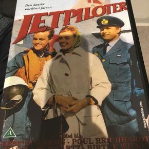 Gammel dansk film - Jetpiloter