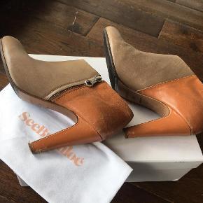 See by Chloé støvler