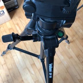 Kamera tripod. Passer til Nikon.