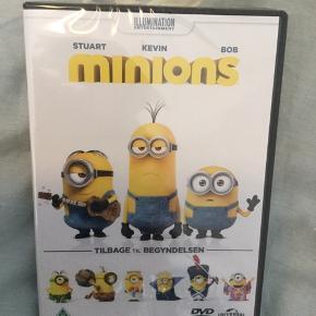 DVD. Minions Tilbage til begyndelsen.