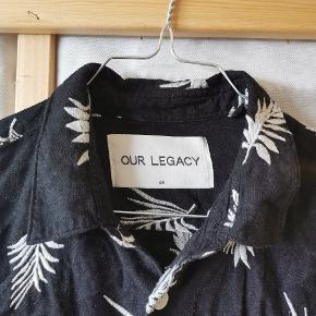 Our Legacy skjorte